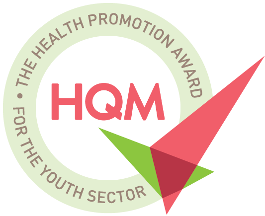 The Health Quality Mark Logo