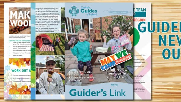 Guiders Link Vol3 2020 out now