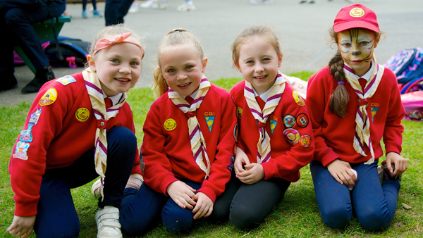Cygnet Guides (5-6 years)